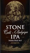 Stone Brewing Co. Cali Belgique IPA