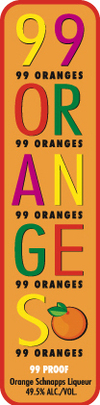99 Proof Oranges
