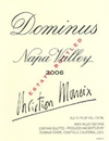 Dominus Napa Valley Red 2006