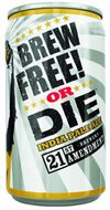 21st Amendment Brewery Brew Free! or Die India Pale Ale