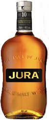 Isle of Jura Single Malt Scotch Whisky 10 year old