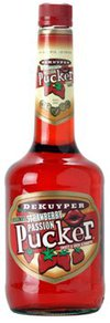 DeKuyper Strawberry Passion Pucker