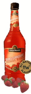 Hiram Walker Crème de Strawberry