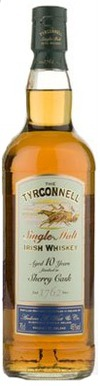 Tyrconnell Sherry Cask Finish Single Malt Irish Whiskey 10 year old
