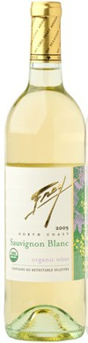 Frey Vineyards Organic Sauvignon Blanc 2009