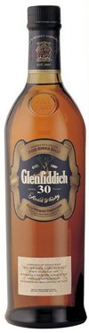 Glenfiddich Single Malt Scotch Whisky 30 year old