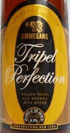 Brewery Ommegang Tripel Perfection