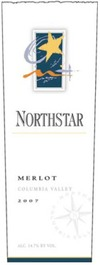 Northstar Columbia Valley Merlot 2007