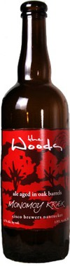 Cisco Brewers The Woods Monomy Kriek Ale