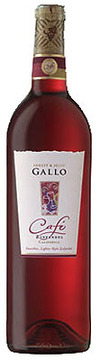 Ernest & Julio Gallo Twin Valley Vineyards Cafe Zinfandel