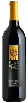 Four Vines Old Vine Cuvee Zinfandel 2009