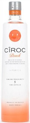 Cîroc Peach Vodka