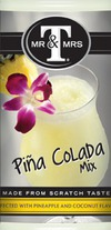 Mr & Mrs T Pina Colada Mix