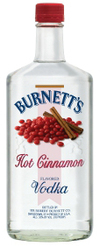 Burnett's Hot Cinnamon Vodka