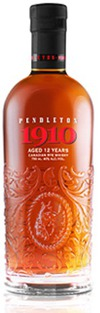 Pendleton Canadian Rye 1910 Whisky 12 year old