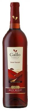 Ernest & Julio Gallo Twin Valley Vineyards White Merlot