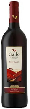 Ernest & Julio Gallo Twin Valley Vineyards Merlot