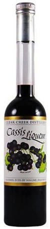 Clear Creek Distillery Cassis Liqueur