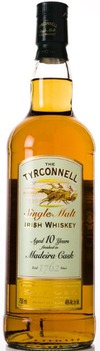 Tyrconnell Madeira Cask Irish Whiskey 10 year old