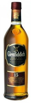Glenfiddich Solera Reserve Single Malt Scotch Whisky 15 year old