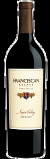 Franciscan Estate Merlot 2007