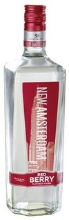 New Amsterdam Red Berry Vodka