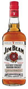 Jim Beam Kentucky Straight Bourbon Whiskey 7 year old