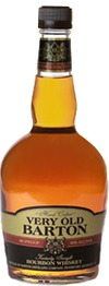 Barton Distilling Company Very Old Barton 80 Bourbon