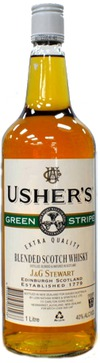 Usher's Green Stripe Blended Scotch Whisky
