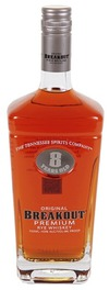 The Tennessee Spirits Company Breakout Premium Rye Whiskey 8 year old
