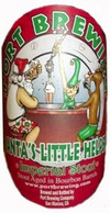 Port Brewing Company Santa's Little Helper Bourbon Barrel Aged