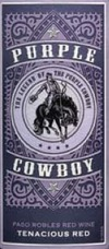 Purple Cowboy Tenacious Red 2011