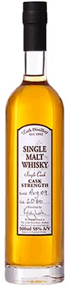 Lark Cask Strength Single Malt Whisky