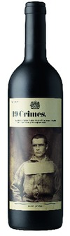 19 Crimes Red Wine 2012