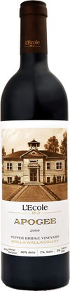 L'Ecole No 41 Apogee Pepperbridge Vineyard 2002