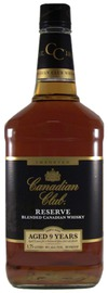 Canadian Club Reserve Whisky 9 year old
