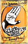 Iron Horse Brewing High Five Hefe