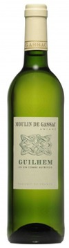 Moulin de Gassac Guilhem White 2012