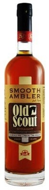 Smooth Ambler Old Scout Straight Bourbon Whiskey 10 year old