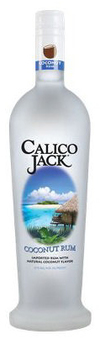 Calico Jack Coconut Flavored Rum