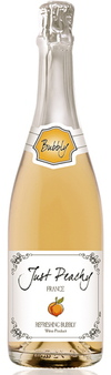 Just Peachy Refreshing Bubbly