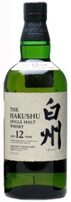Suntory The Hakushu Single Malt Whisky 12 year old