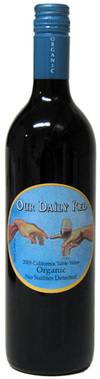 Nevada County Wine Guild Our Daily Red 2012