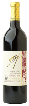 Frey Vineyards Natural Red