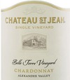 Chateau St. Jean Belle Terre Chardonnay 2009