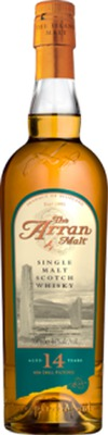The Arran Malt Single Malt Scotch Whisky 14 year old