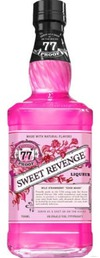 Sweet Revenge Wild Strawberry Sour Mash Liqueur