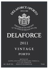 Delaforce Vintage Port 2011