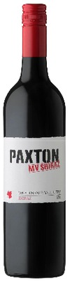 Paxton Vineyards MV Shiraz 2012