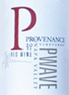 Provenance PWave Red 2011